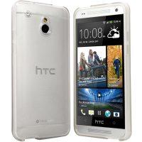 HTC One Mini M4 Hülle in Transparent