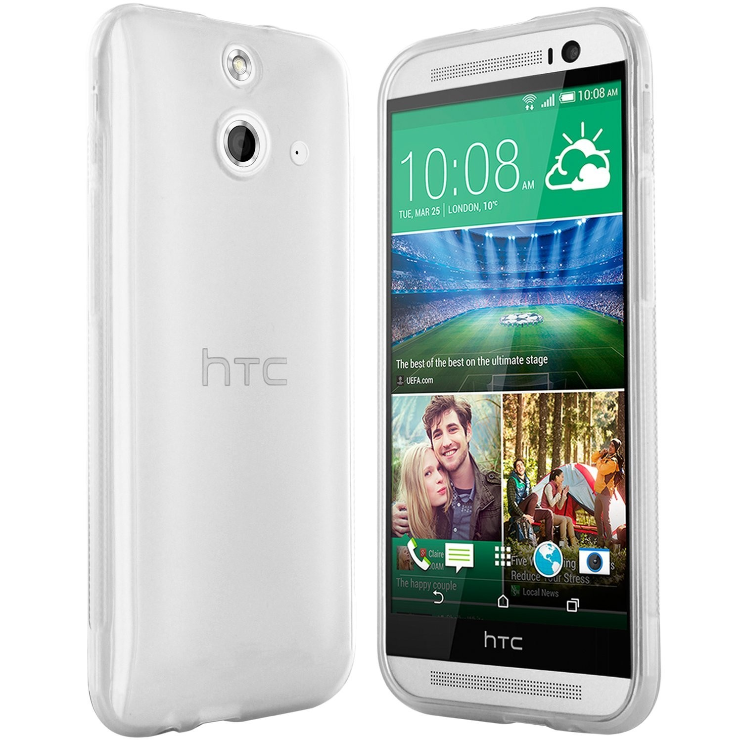 HTC One E8 Hülle