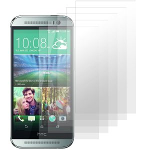 HTC One M8 Displayschutzfolie