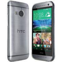 HTC One Mini 2 Hülle in Transparent