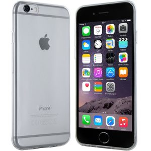 iPhone 6 Hülle (ultra slim) in Transparent