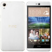HTC Desire 826 Hülle in Transparent