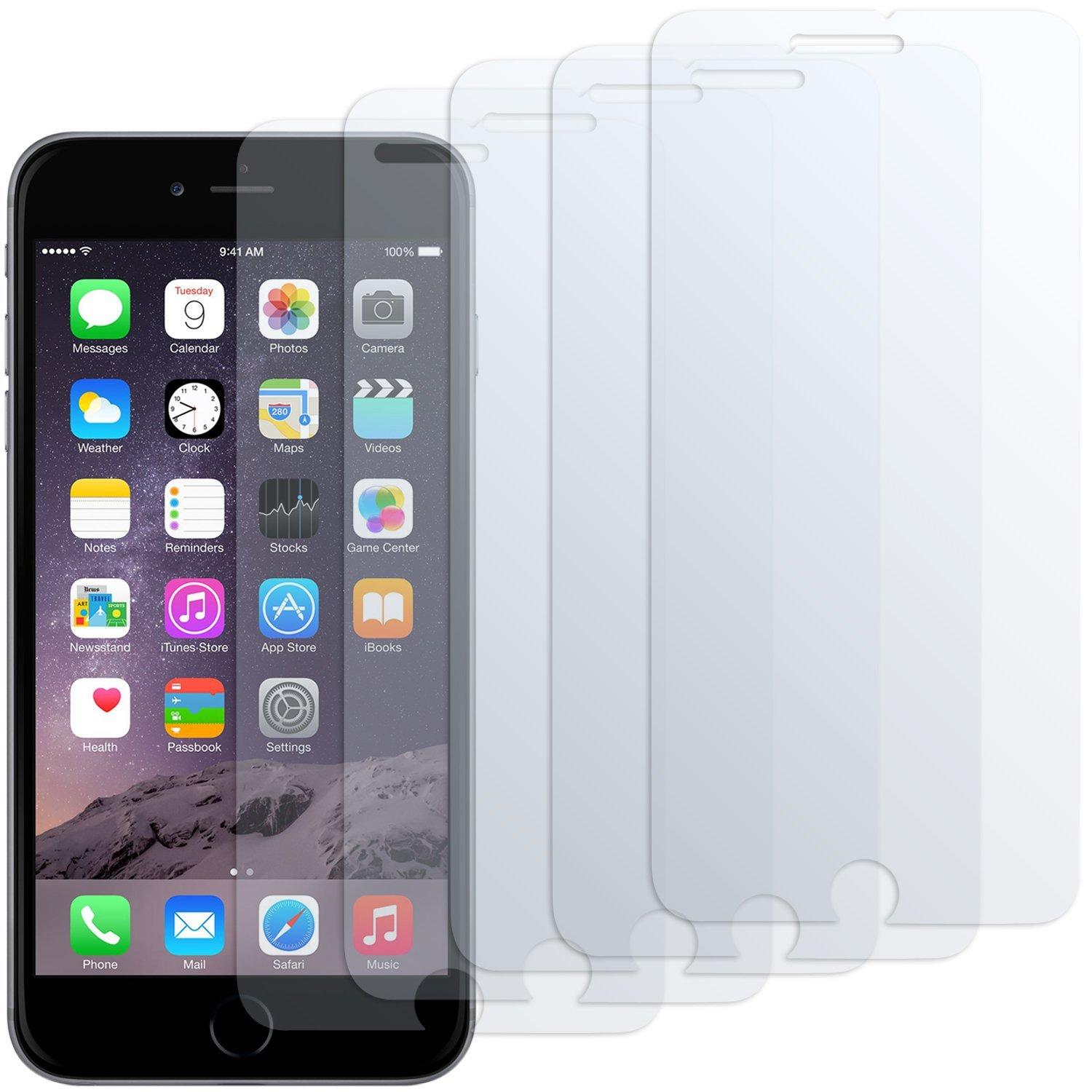 iPhone 6 Displayschutzfolie