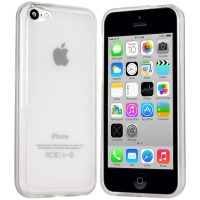 iPhone 5C Hülle in Transparent