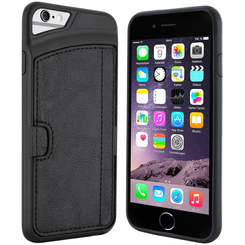 iphone 6 premium silikonhülle leder