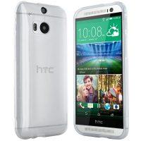 HTC One M8 Hülle in Transpa