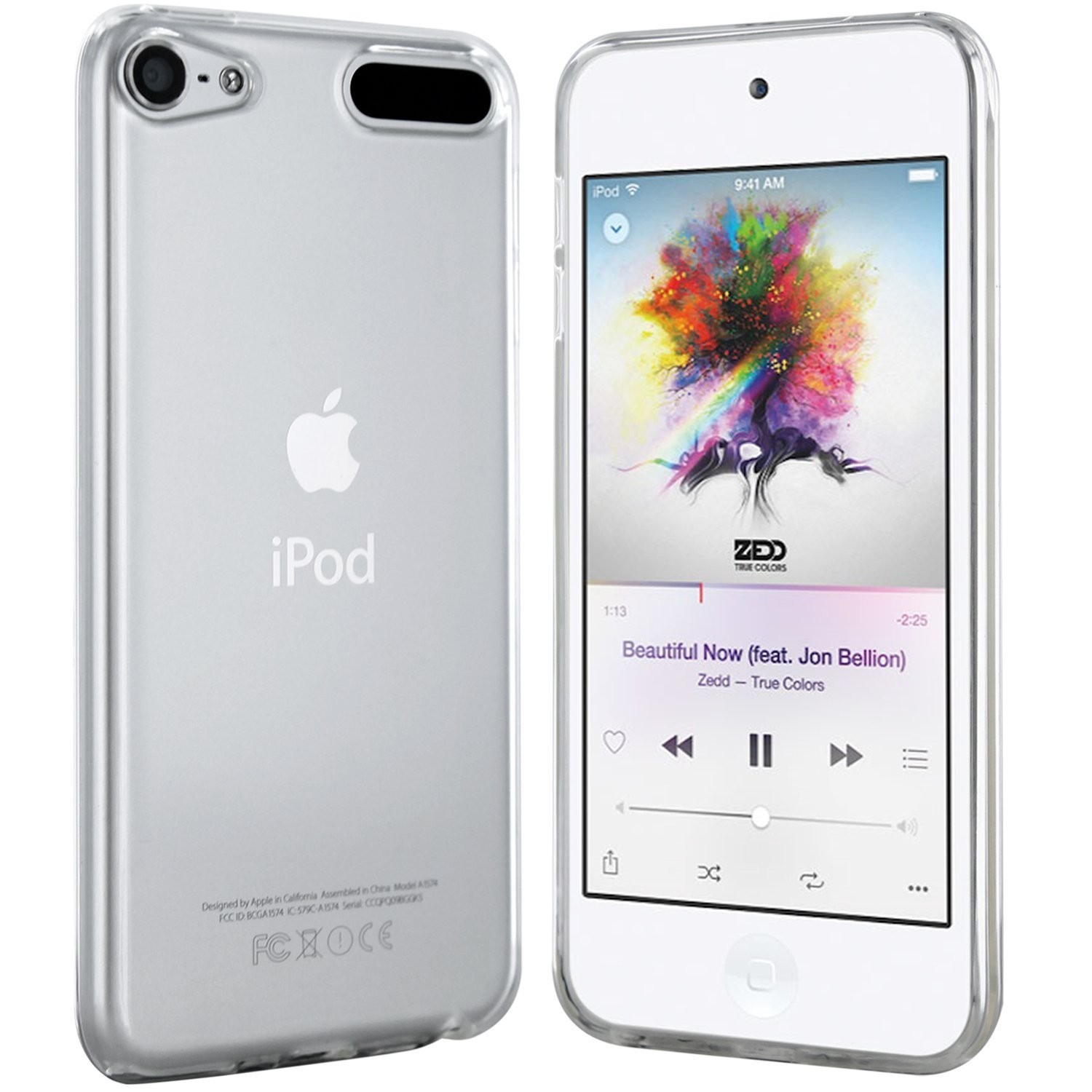 iPod Touch 6G Hülle Glasklar