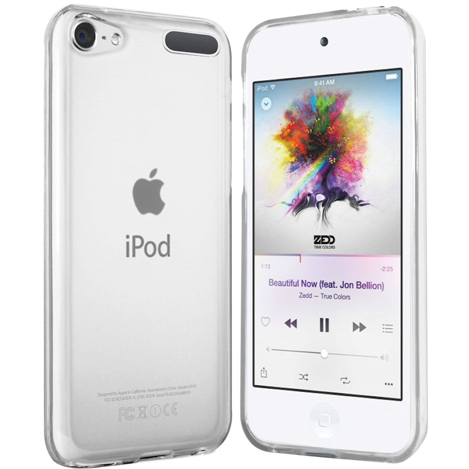 iPod Touch 6G Hülle in transparent