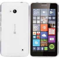 Microsoft Lumia 640 matt transparent