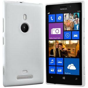 Nokia Lumia 925 Huelle in weiß