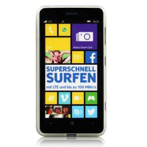 Nokia Lumia  Huelle 625 in weiß