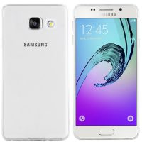 Samsung Galaxy A3 (2016) Hülle in Transparent