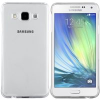 Samsung Galaxy A5 Huelle in transparent