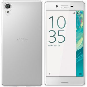Sony Xperia X Hülle in Transparent