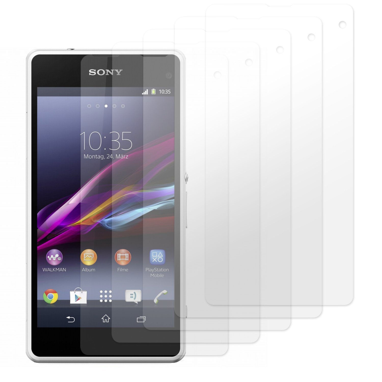 Sony Xperia Z1 pact Displayschutzfolie von moo