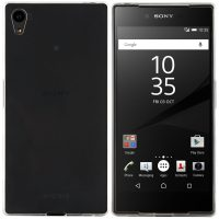 Sony Xperia Z5 Hülle in Transparent Ultra Dünn