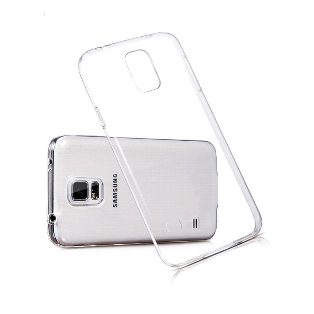 Samsung Galaxy S5 Mini Hülle Transparent