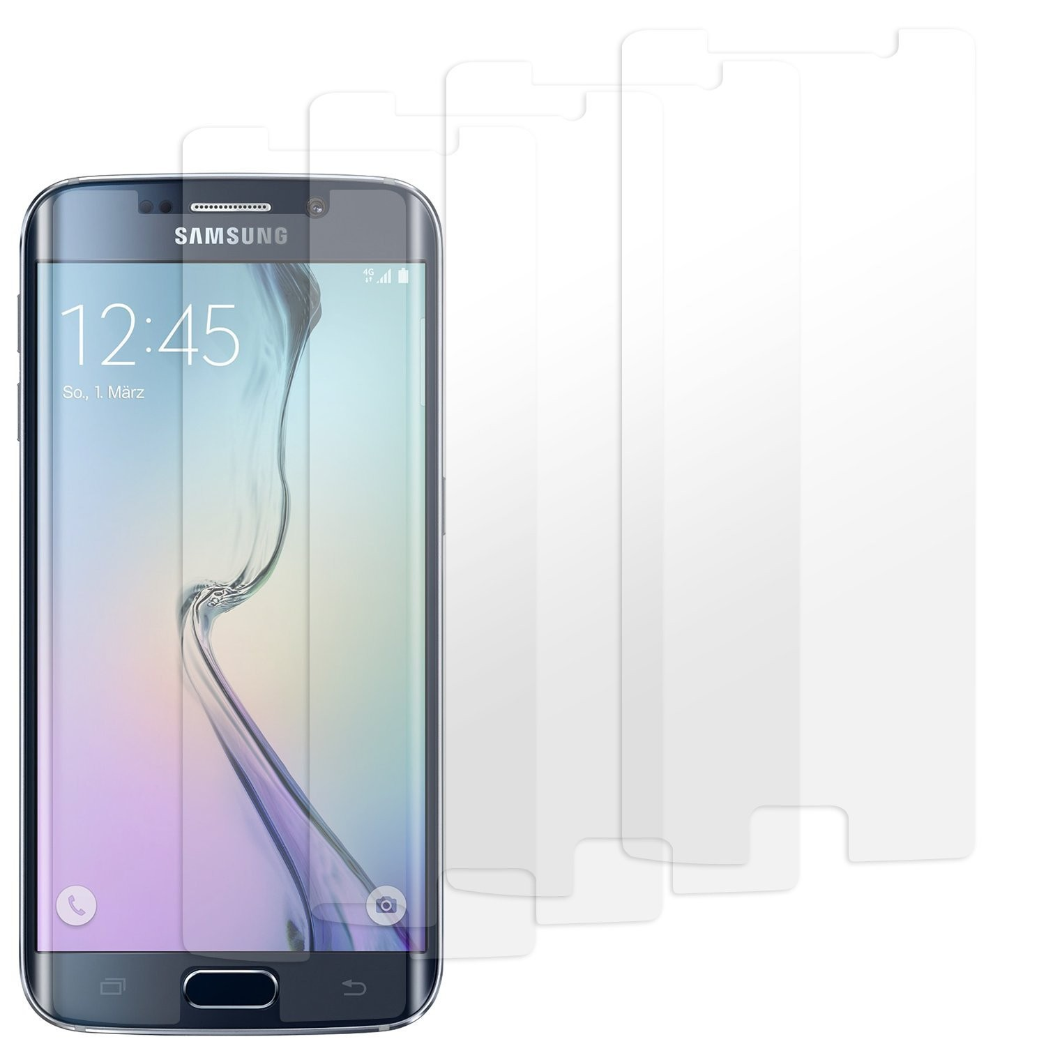 Samsung Galaxy S6 Edge Displayschutzfolie