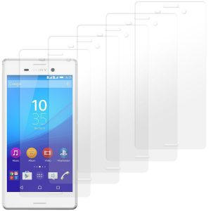 Sony Xperia M4 Aqua Displayschutzfolie
