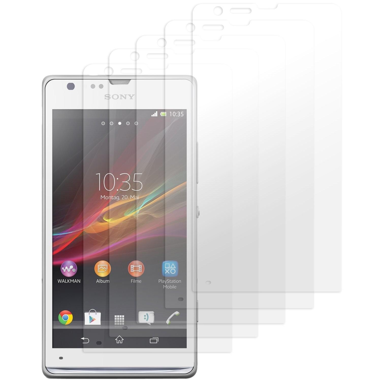 Sony Xperia SP Displayschutzfolie von moo