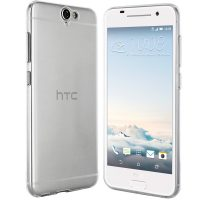 HTC One A9 Hülle Ultra Dünn in Transparent