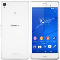 Sony Xperia Z3 Hülle in Transparent