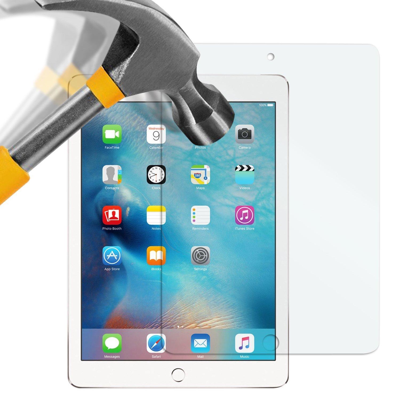 iPad Pro 9.7 Panzerglas Folie - moodie Premium Glasfolie 9H