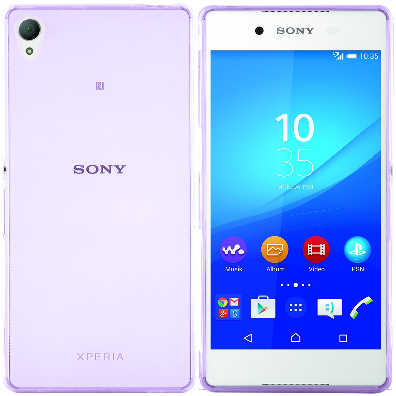 Sony-Xperia-Z3-Huelle-moodie-Schutzhuelle-Silikonhuelle-Case-Cover-Handyhuelle