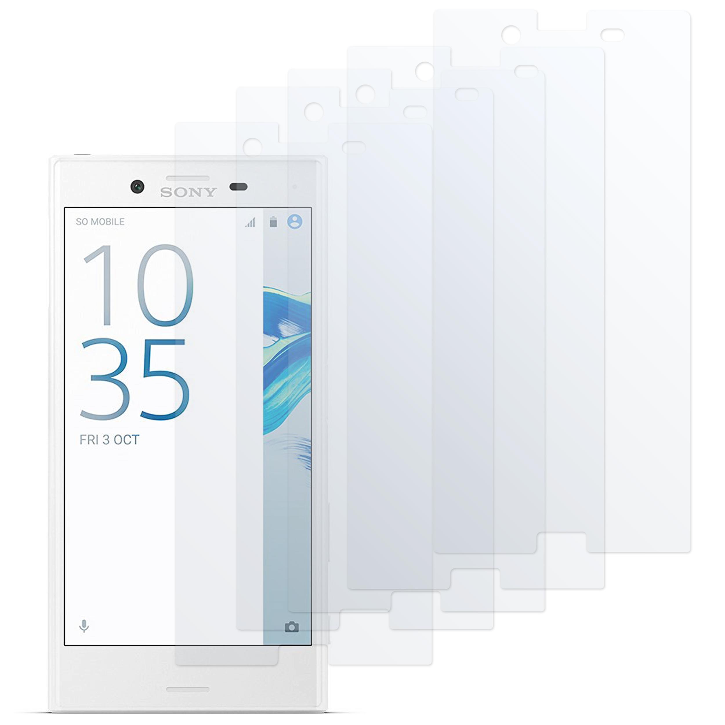 Sony Xperia X Compact Displayschutzfolie