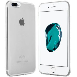 iPhone 7 Plus Hülle in Transparent