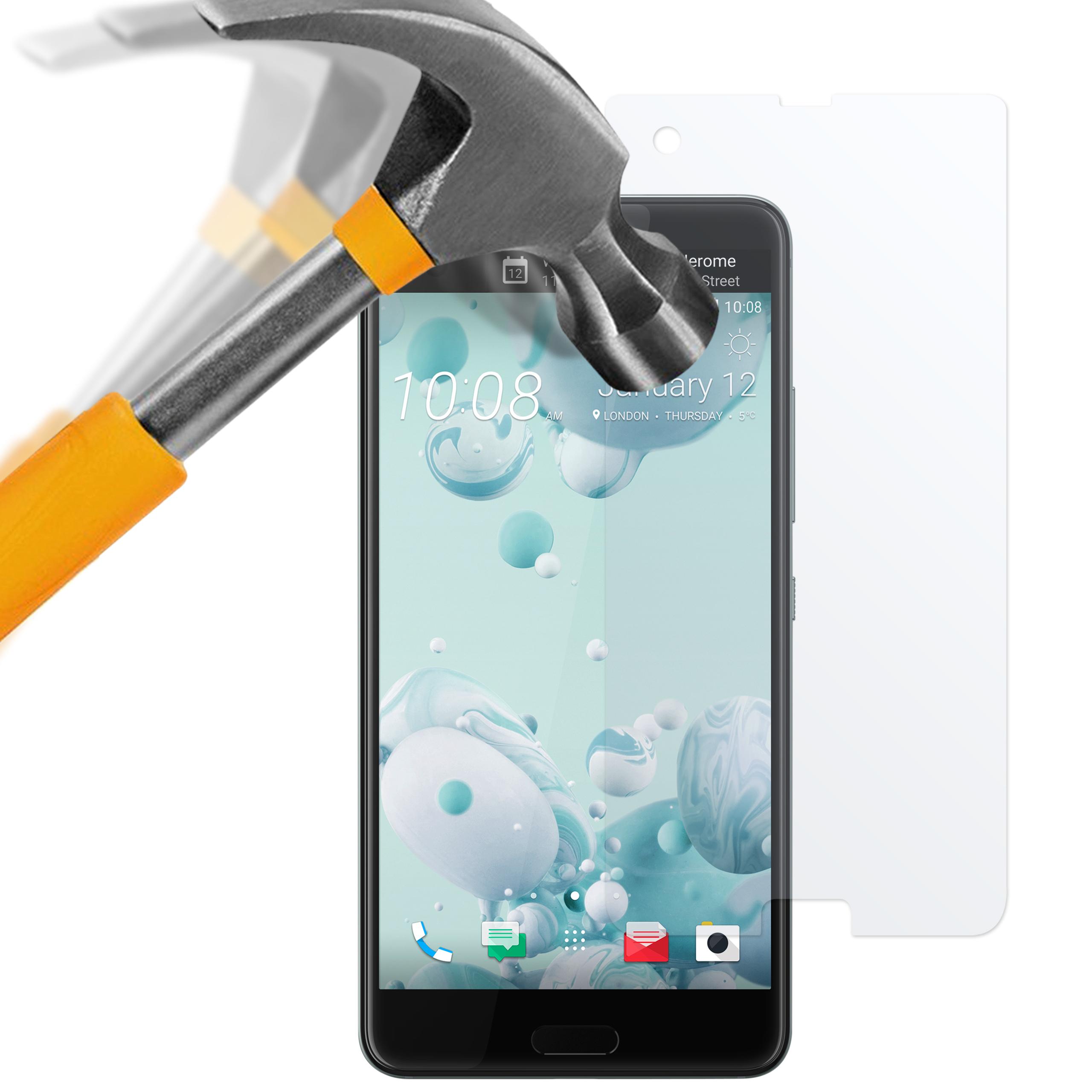 HTC U Ultra Panzerglas