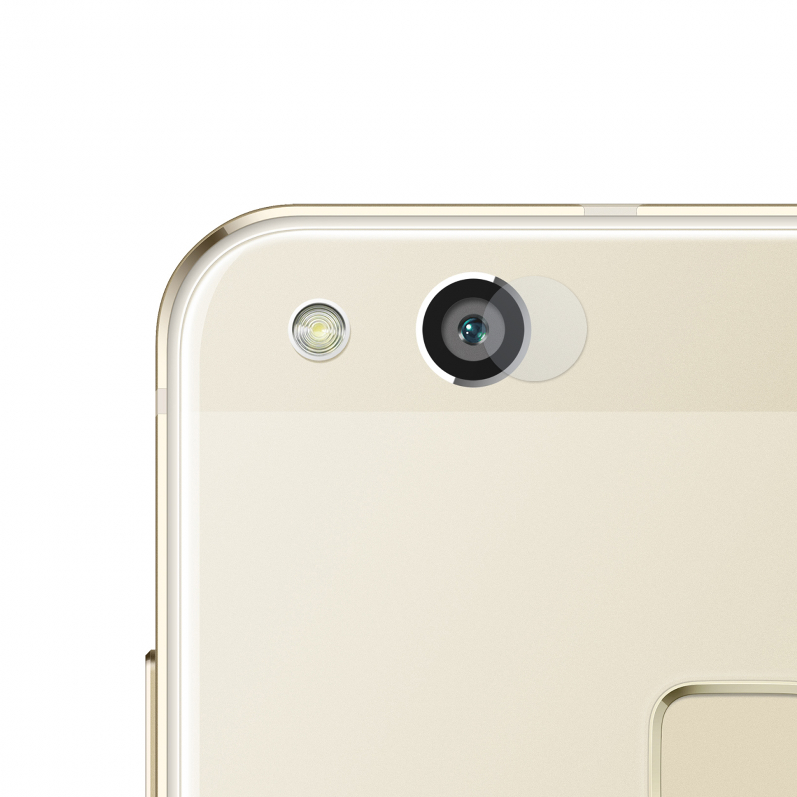 Huawei P10 Lite Kameraschutz Panzerglas Folie
