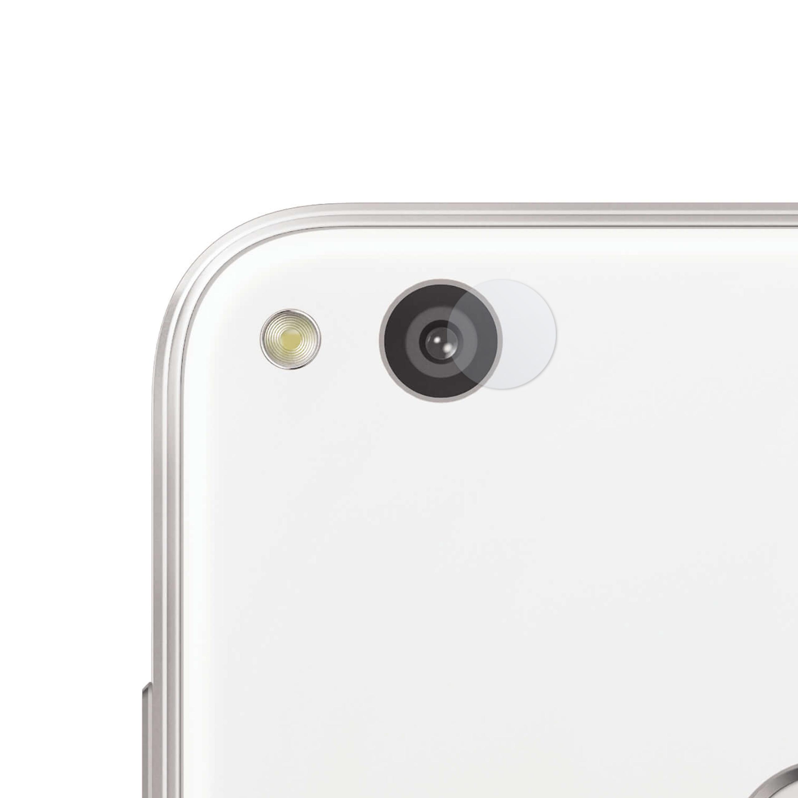 Huawei P8 Lite 2017 Kameraschutz Panzerglas Folie