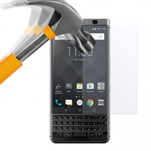 BlackBerry Keyone Panzerglas Folie