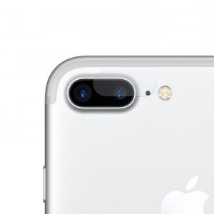 iPhone 7 Plus Kameraschutz Panzerglas Folie