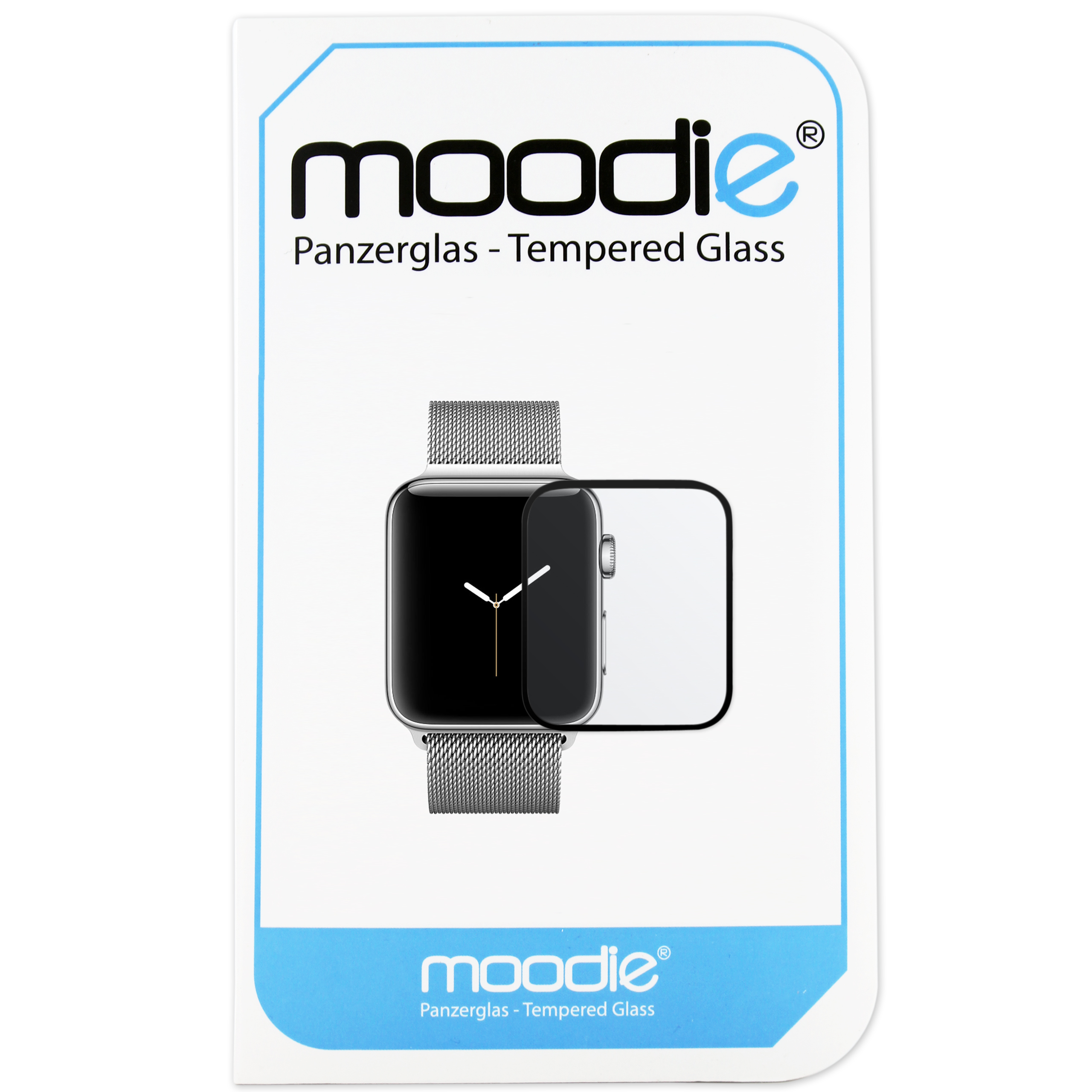 Apple Watch 3 Panzerglas Folie