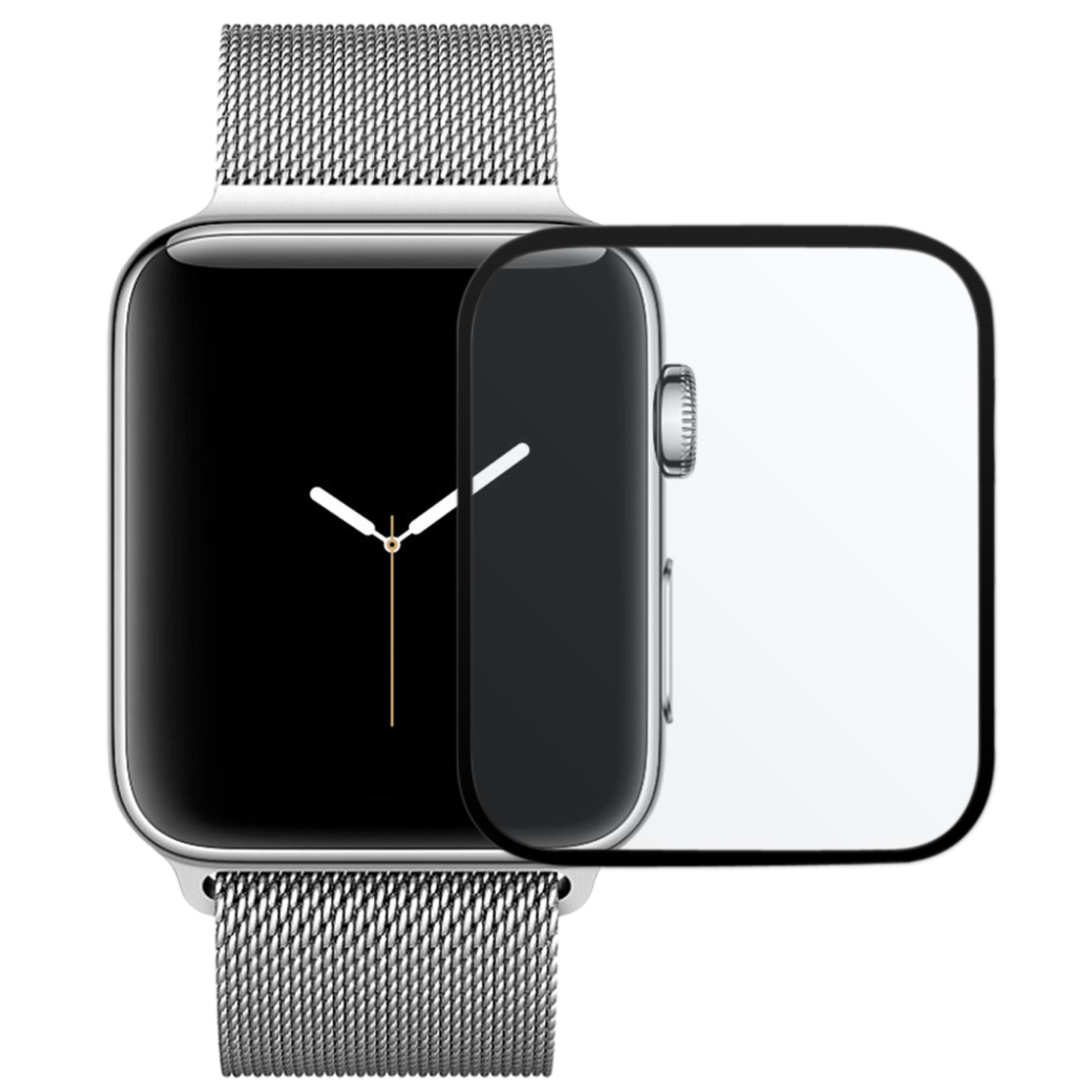 Apple Watch 3 - 42mm Panzerglas Folie