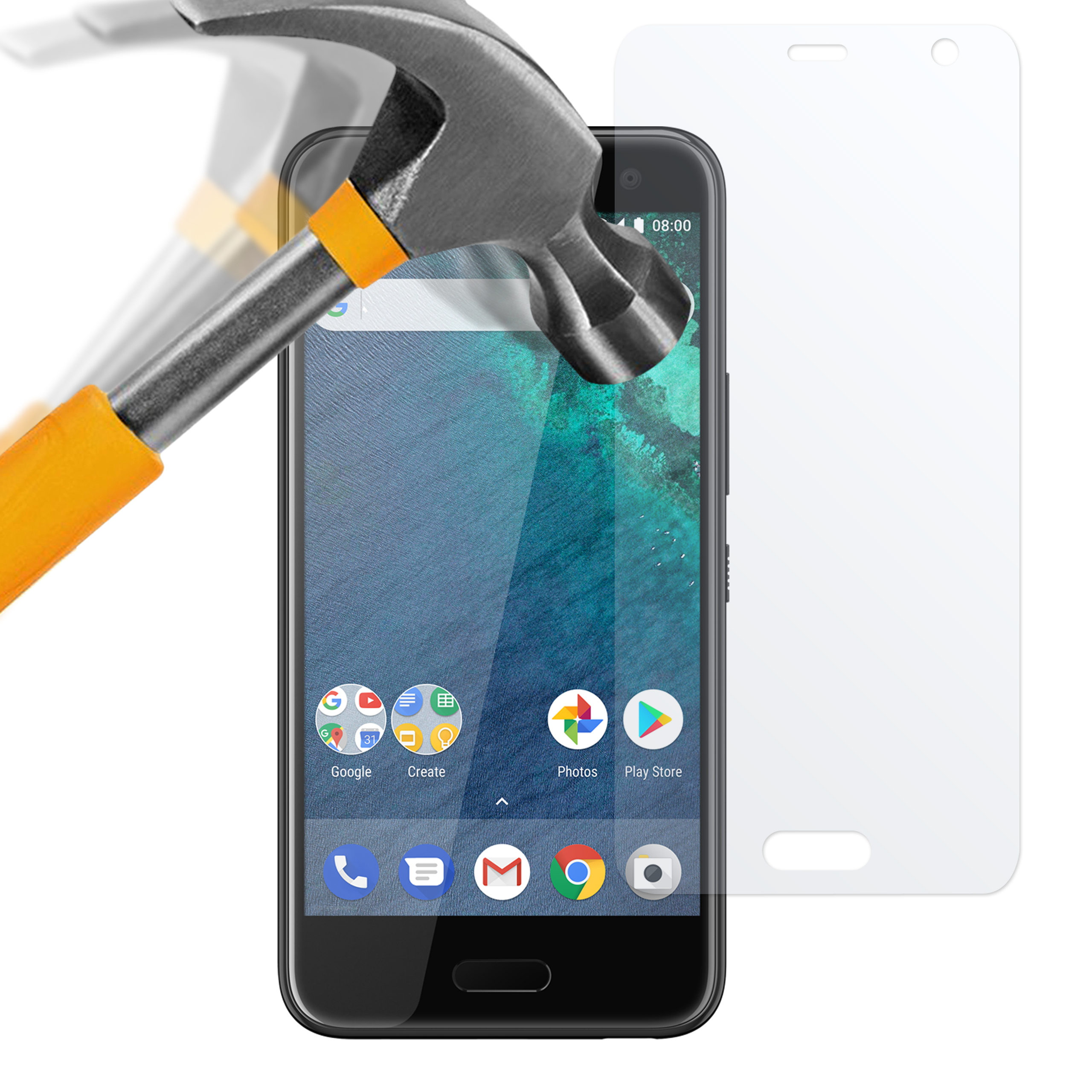 HTC-U12-Plus-panzerglas