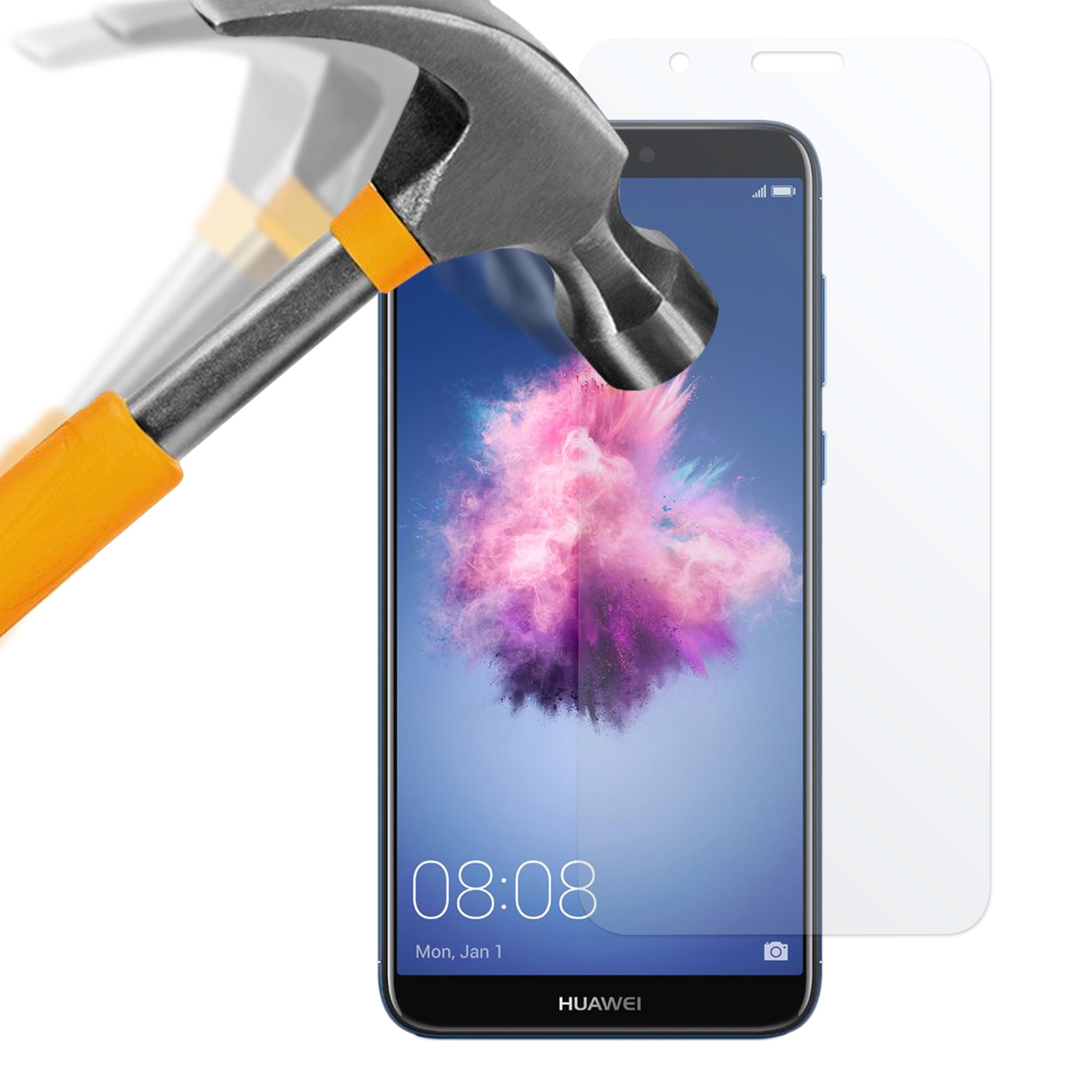 Huawei P Smart Panzerglas Folie