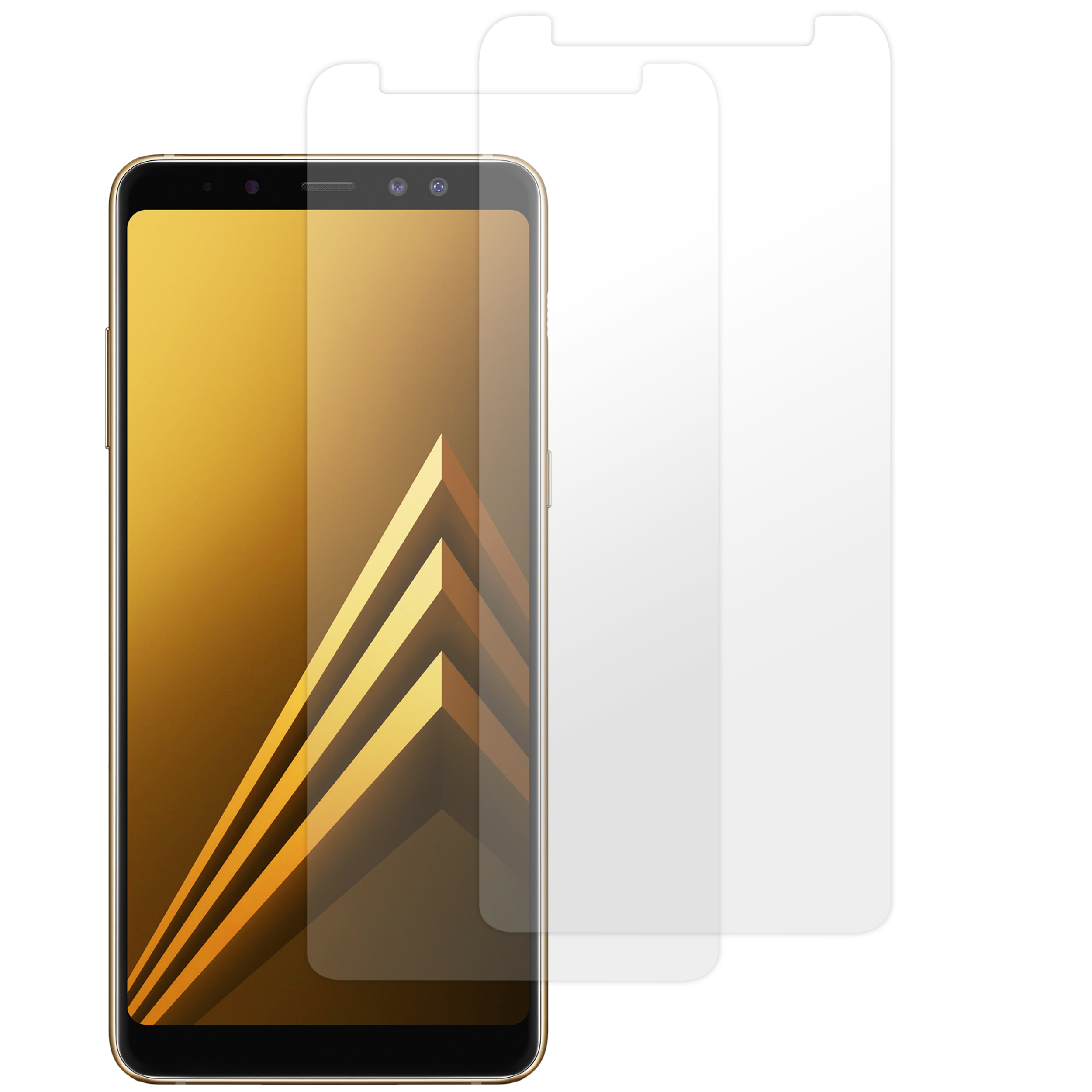 Samsung Galaxy A6 Plus 2018 Displayschutzfolie
