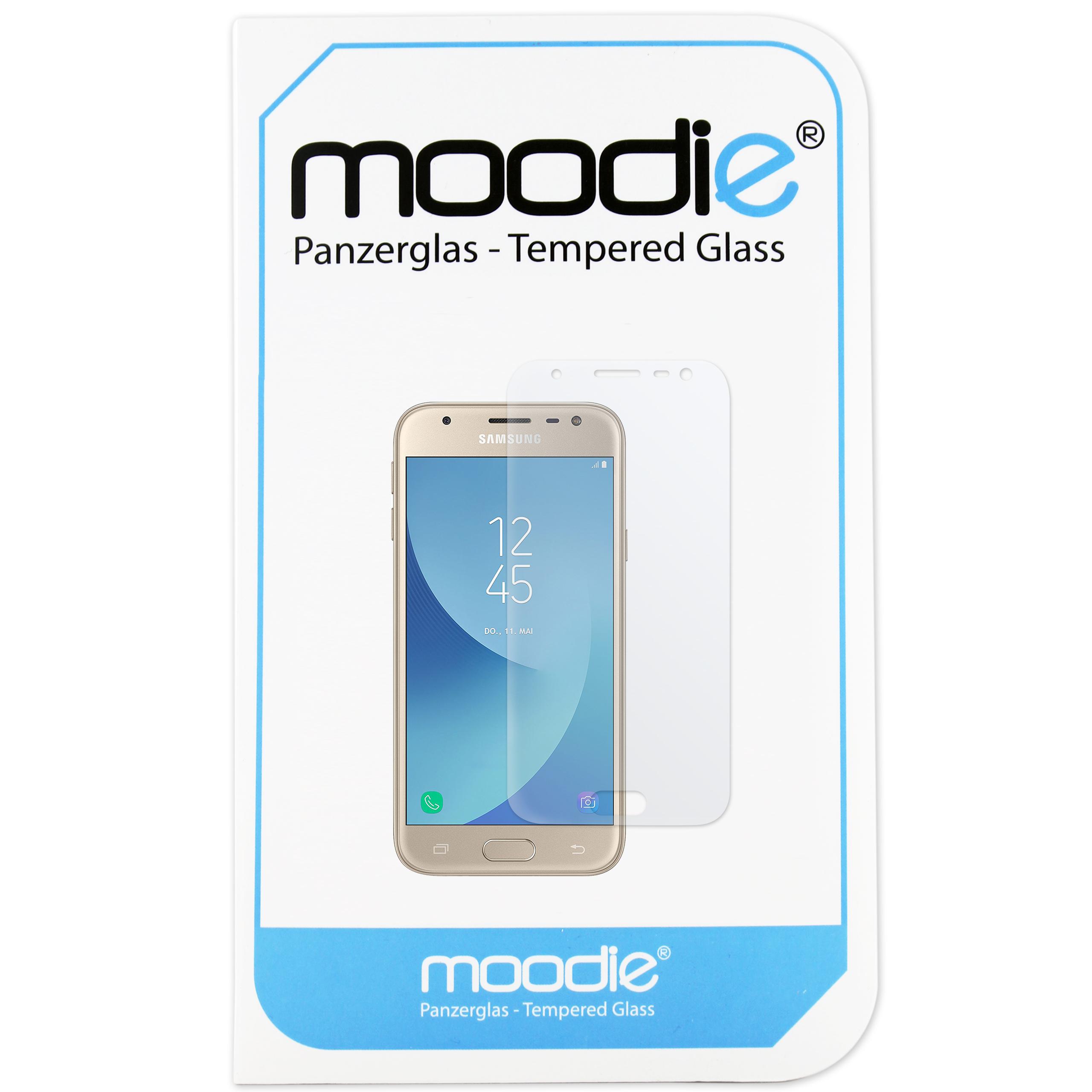 Samsung Galaxy J3 2017 Panzerglas 3D Folie