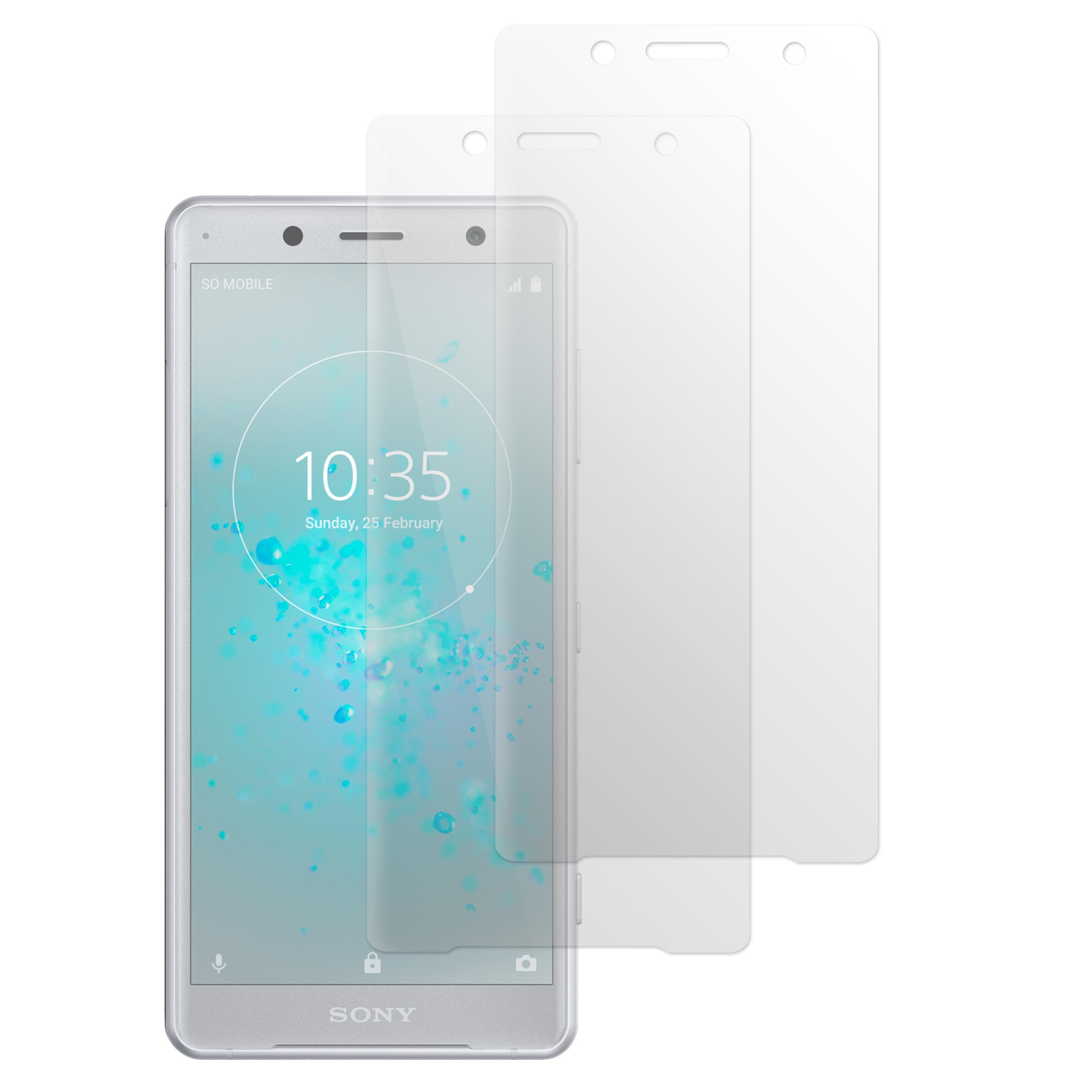 Sony Xperia XZ2 Compact Displayschutzfolie