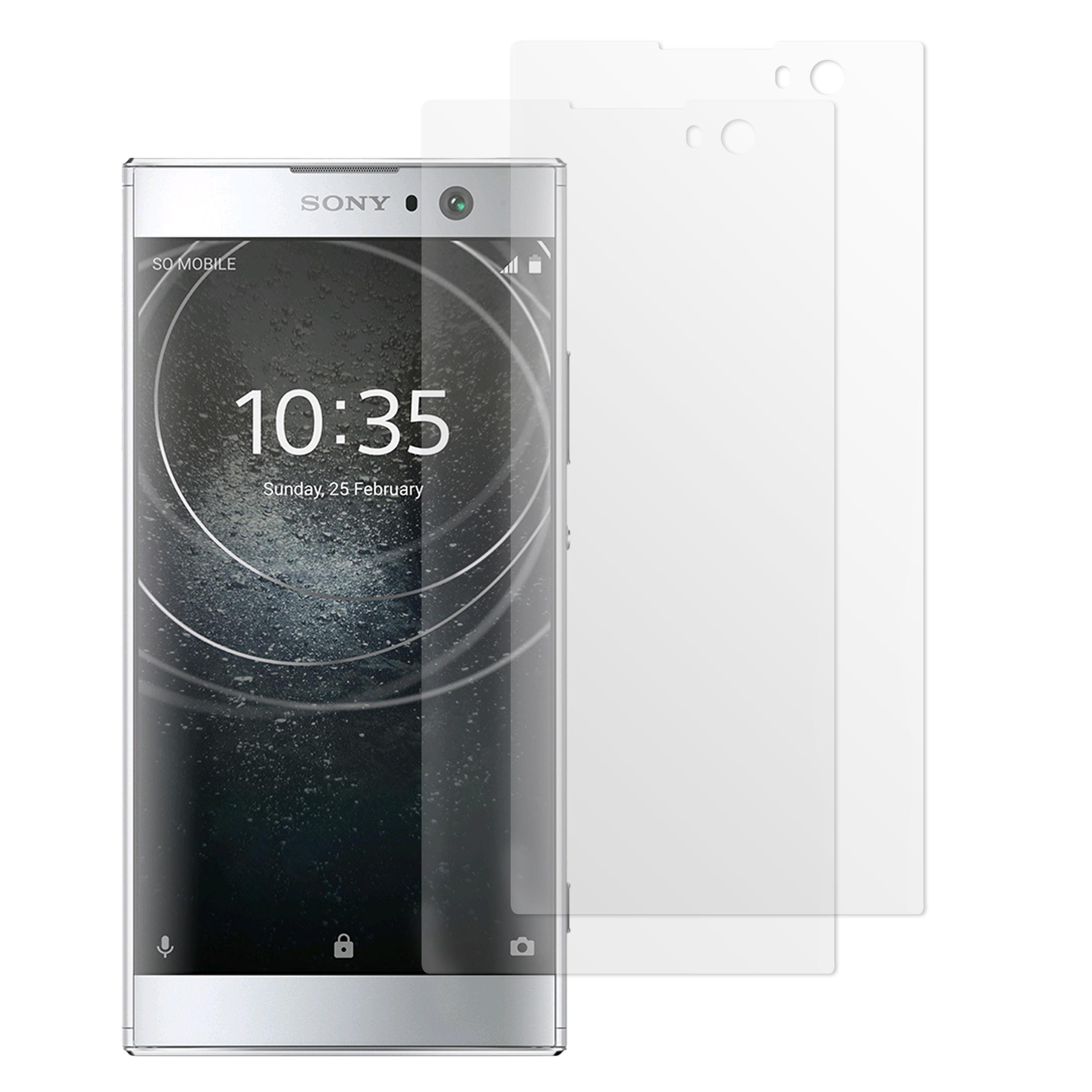 Sony Xperia XA2 Displayschutzfolie