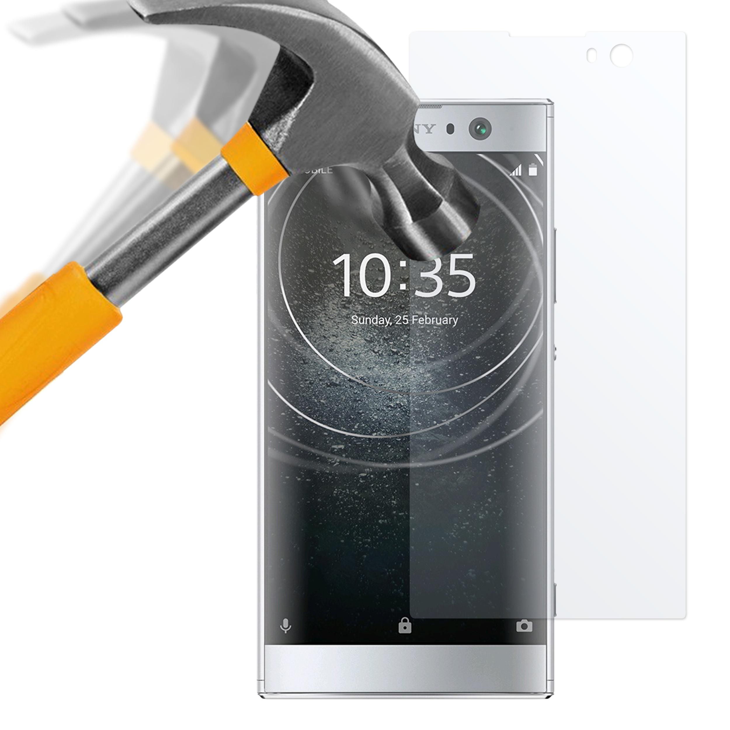 Sony Xperia XA2 Panzerglas Folie