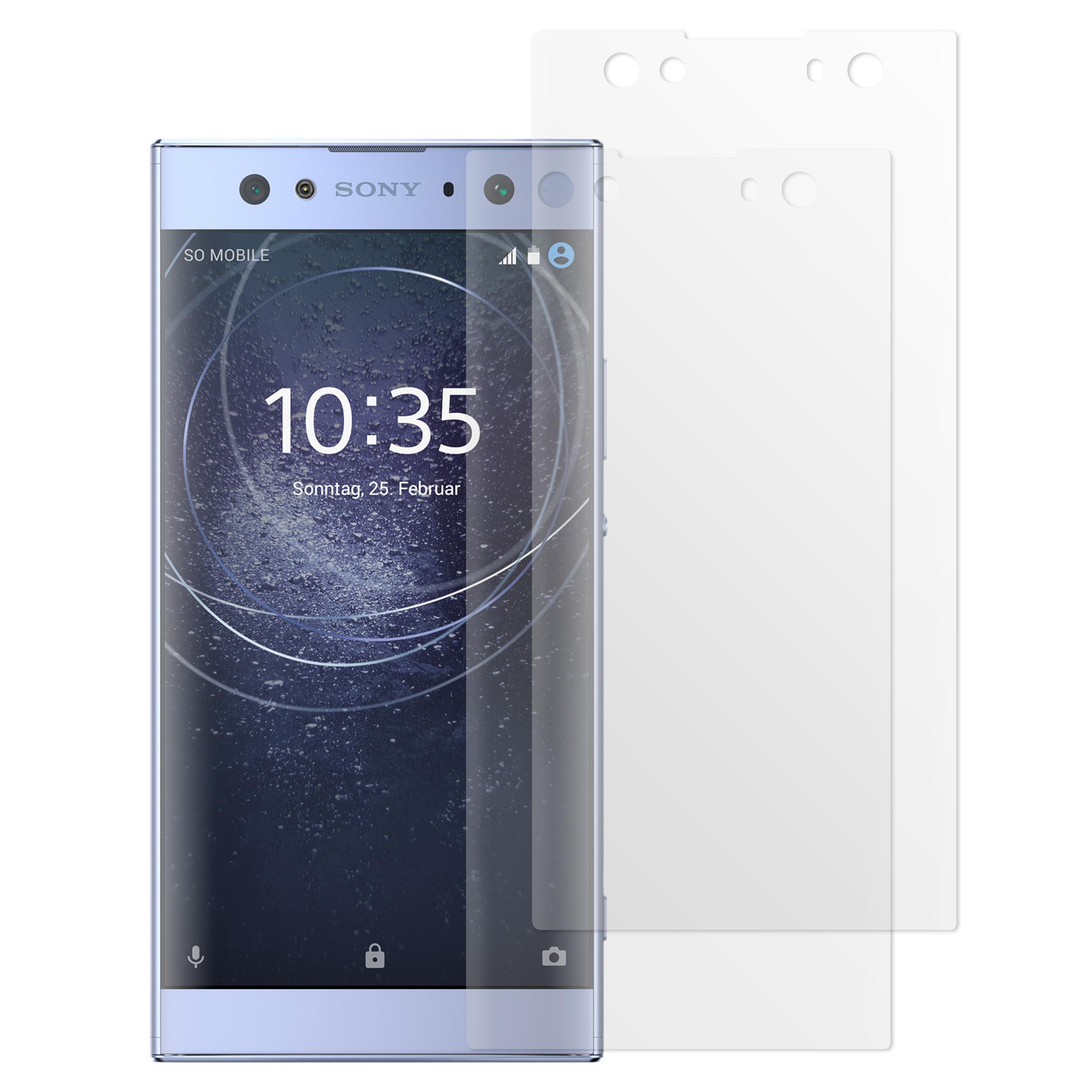 Sony Xperia XA2 Ultra Displayschutzfolie