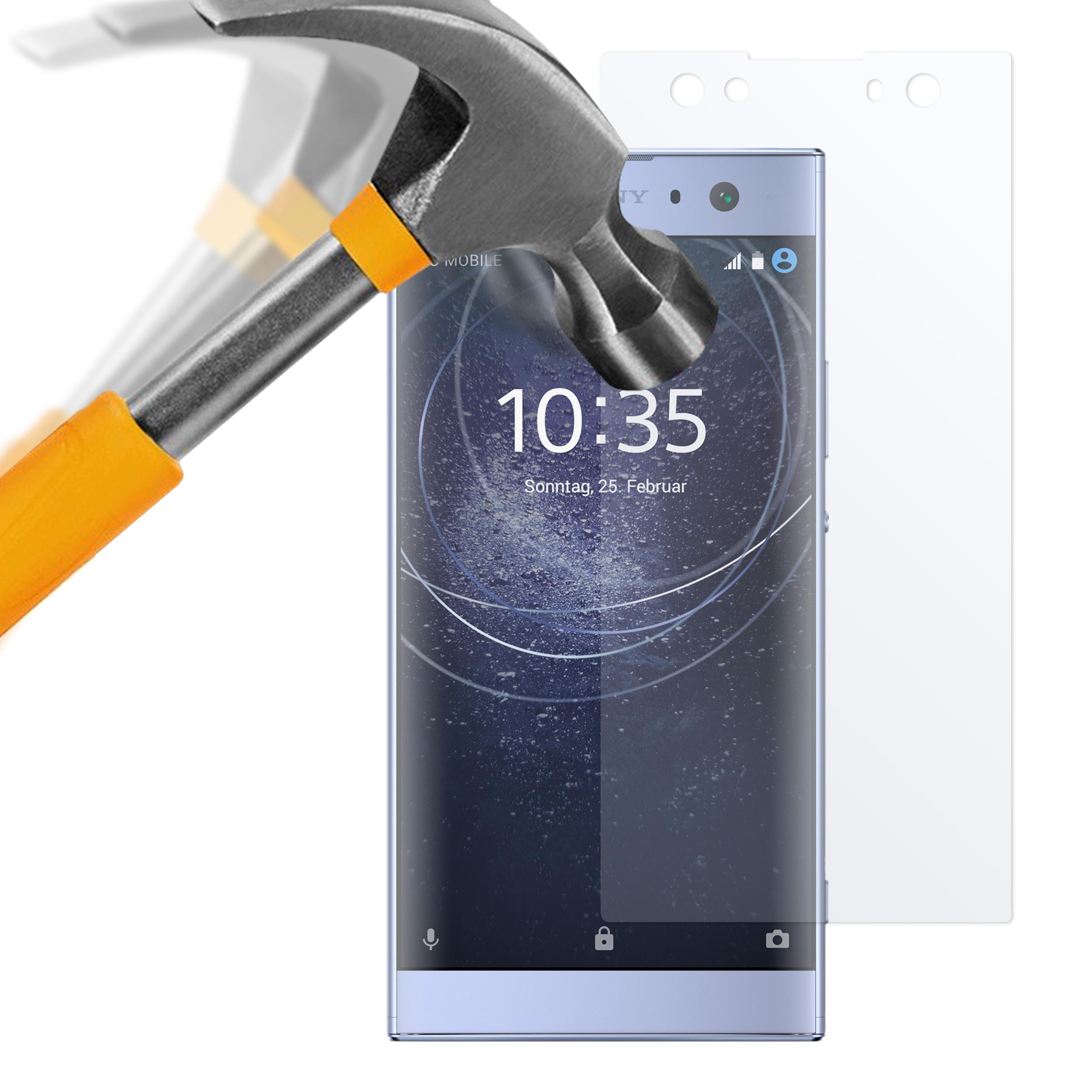 Sony Xperia XA2 Ultra Panzerglas Folie