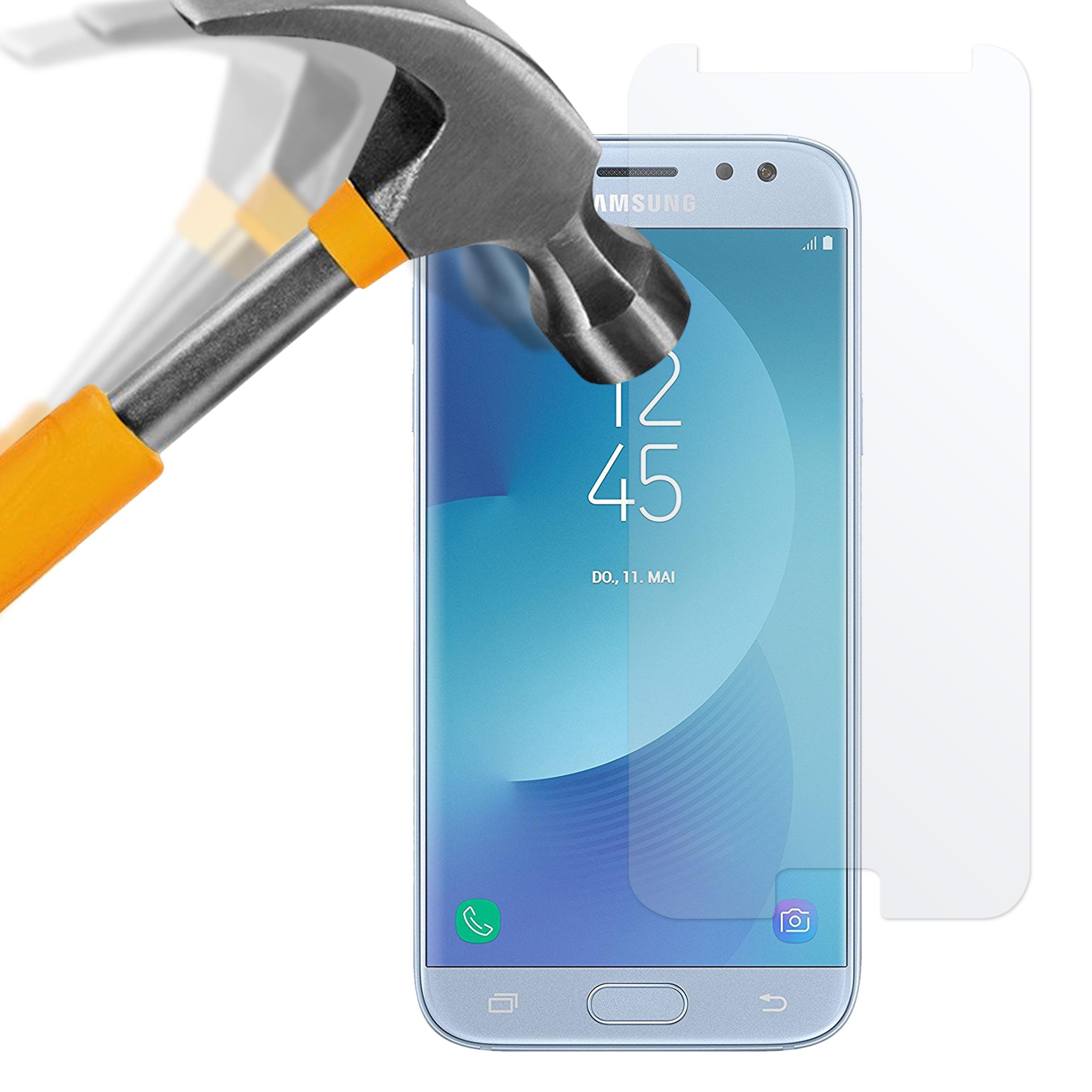 Samsung Galaxy J5 2017 Panzerglas Folie