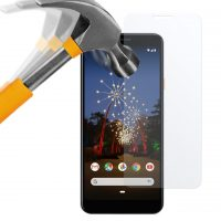 Google Pixel 3a Panzerglas Folie