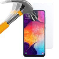 Samsung Galaxy A50 Panzerglas Folie - Premium Glasfolie 9H von moodie