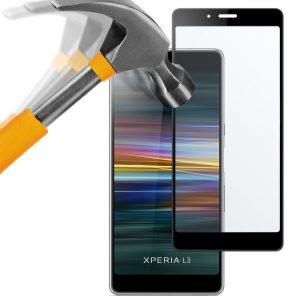 Sony-Xperia-L3-panzerglas-3D-full-glue